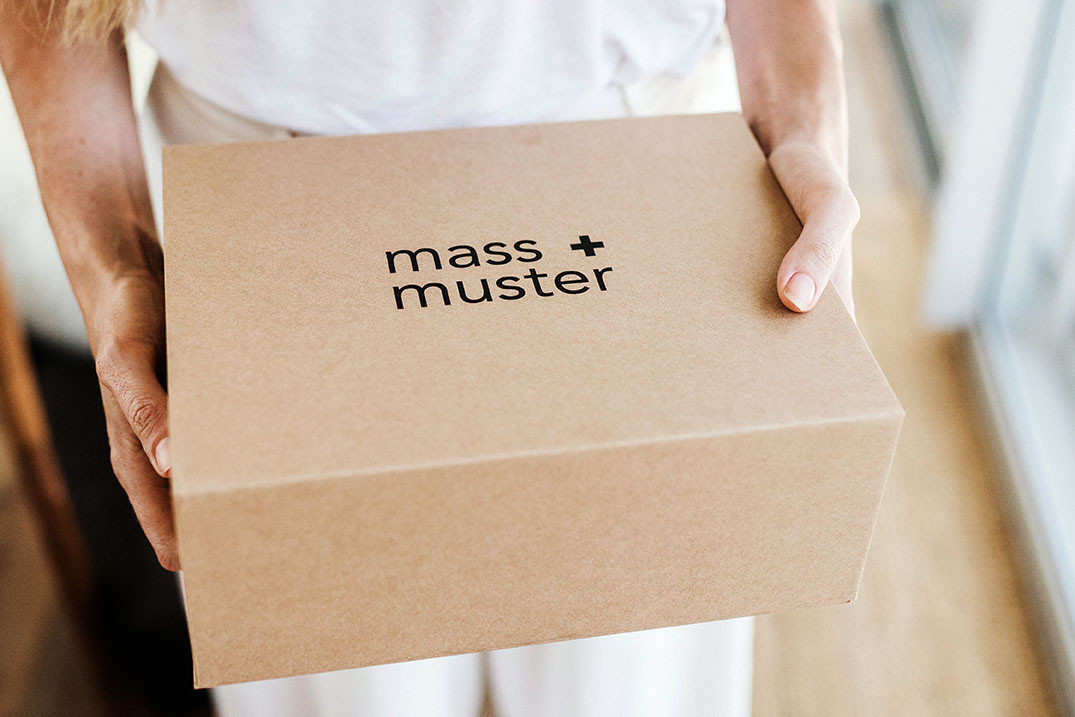 mass and muster gift box